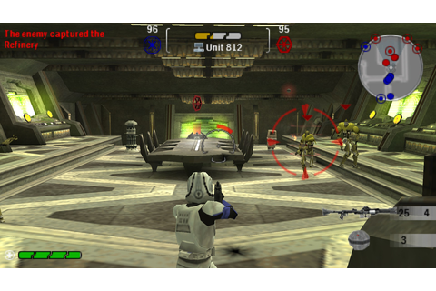 Star Wars Battlefront - Renegade Squadron (USA) ISO