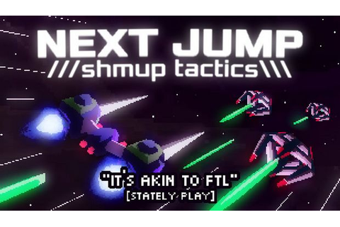 NEXT JUMP: Shmup Tactics Free Download « IGGGAMES
