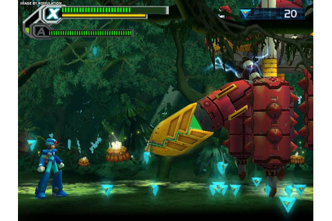Mega Man X8 (USA) PS2 / Sony PlayStation 2 ROM & ISO Download