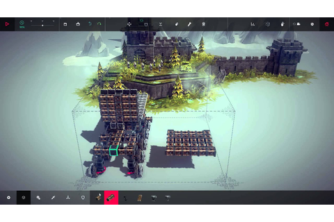 Besiege (TimeLapse Game) - YouTube