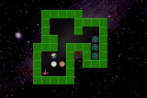 Space Sokoban Game - Sokoban games - Games Loon
