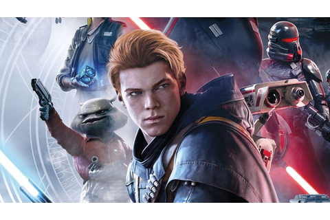 Star Wars Jedi: Fallen Order box art shows you a new side ...
