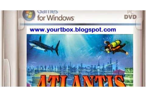 Atlantis Underwater Tycoon PC Game Free Download - YOURTBOX