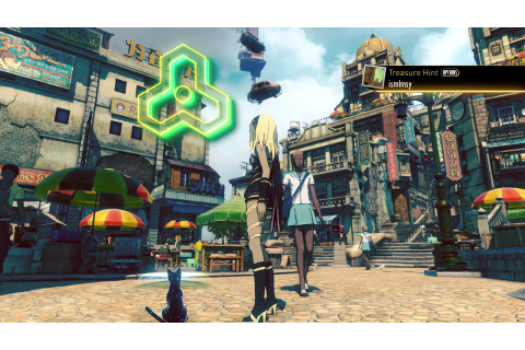 Gravity Rush 2 Review: An Ambitious Project Not for ...