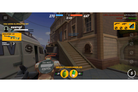 Gods of Boom 10.0.338 - Download for Android Free