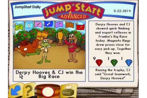 JumpStart Advanced 2nd Grade Download Free Full Game ...
