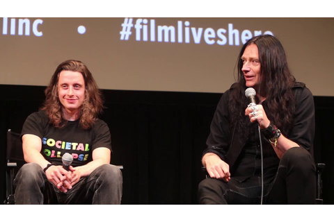 'Lords of Chaos' Q&A | Scary Movies XI - YouTube