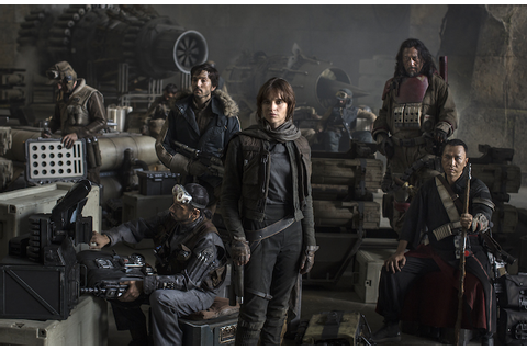 'Rogue One': White Supremacists to Boycott Latest Star ...