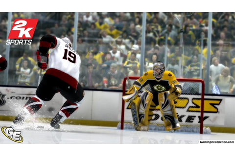NHL 2K8 Review - GamingExcellence