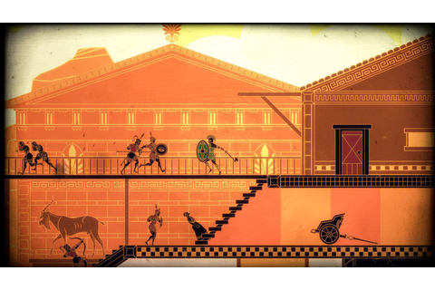 Apotheon's ancient pottery adventure is a gift from the ...