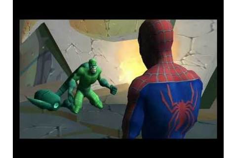 Spider-Man Friend or Foe Scorpion battle - YouTube