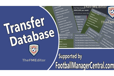 Football Manager 2007 Save Game Editor Download - cacheosobo