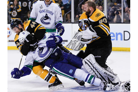 Boston vs. Vancouver: Game Seven - 2011 Stanley Cup Finals ...