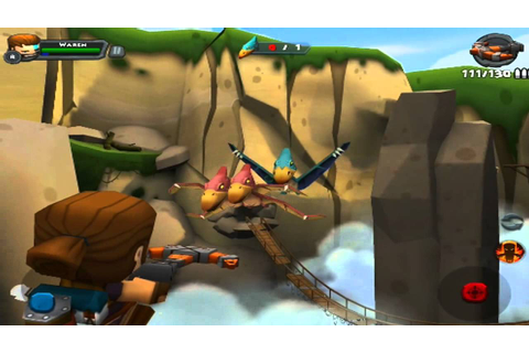 Call of Mini: Dino Hunter, Gameplay (iPhone, iPod, iPad ...