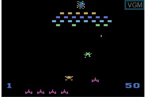 Communist Mutants From Space for Atari 2600 - The Video ...