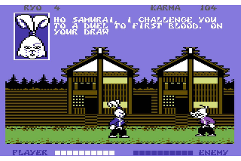 Samurai Warrior: The Battles of Usagi Yojimbo - Commodore ...