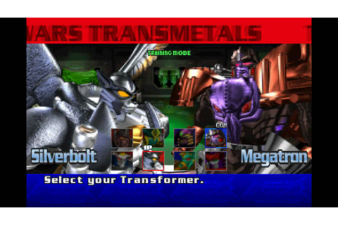 Beast Wars Transmetals Part 1 - YouTube