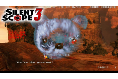 Silent Scope 3 (PCSX 2) - YouTube