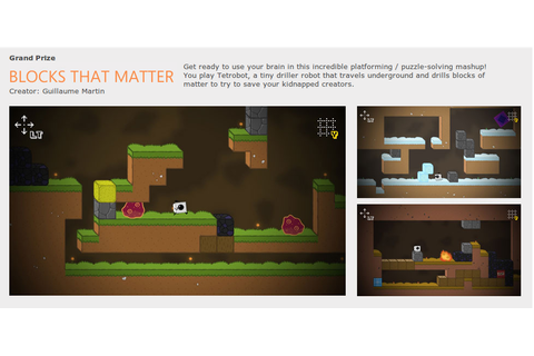Upcoming Linux Game 'Blocks That Matter' Wins $ 40,000 in ...