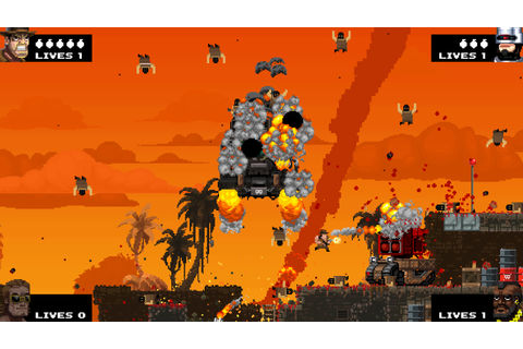Broforce (Video Game Preview) - BioGamer Girl