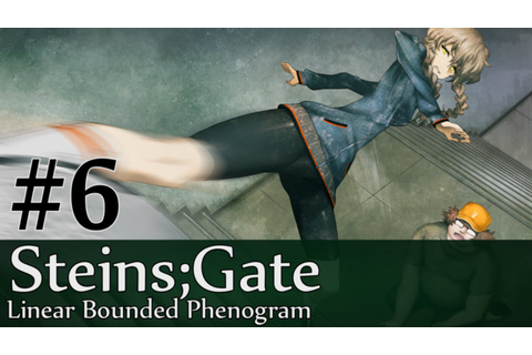 DaSH the Antihero - Steins;Gate Linear Bounded Phenogram ...