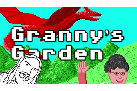 BishLook: Granny's Garden (Commodore Amiga, 4mation Games ...