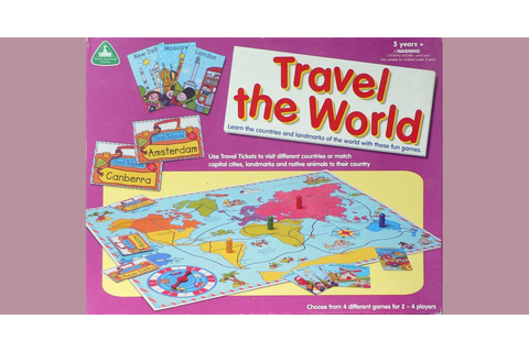 Travel the World | Board Game | BoardGameGeek