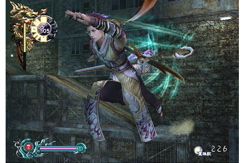 Screens: Bujingai: Swordmaster - PS2 (1 of 42)