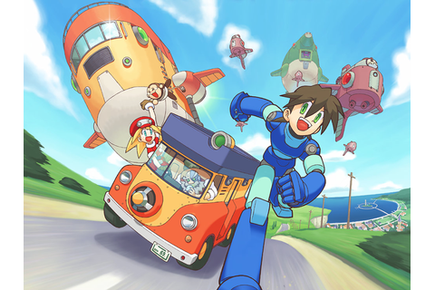 Finally, You Can Play Mega Man Legends Again | WIRED