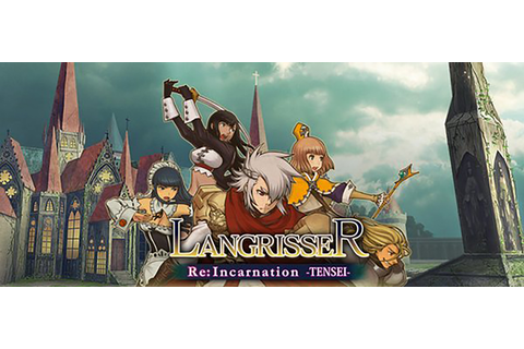 Langrisser Re:Incarnation Tensei | Rubber Chicken