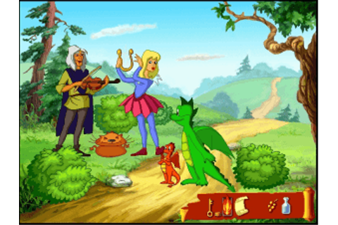 Download Darby the Dragon (Mac) - My Abandonware