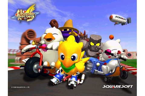 -Chocobo Racing-