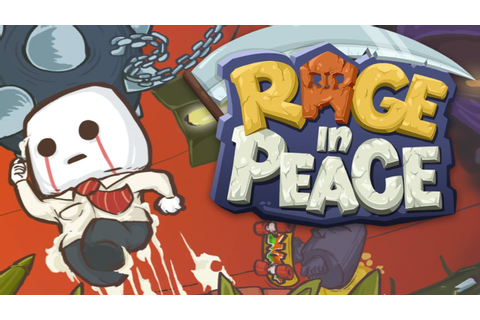 Rage in Peace - Most Rage-worthy Game Ever! Death Is ...