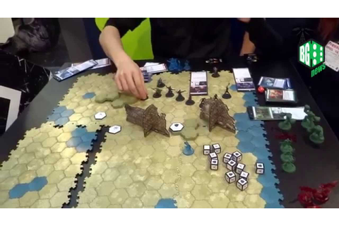 Magic the Gathering: The Strategy Board Game first look at ...