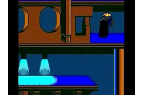 Batman: Chaos In Gotham GBC Game - Level 3 - It's No ...