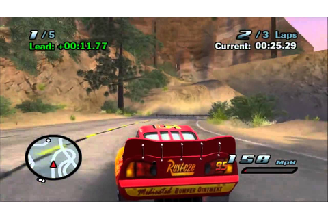 Cars The Game Story Mode - Diensy MCQueen Games Online ...