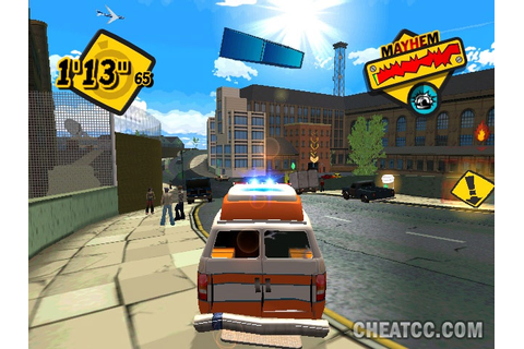 Emergency Mayhem Review for the Nintendo Wii