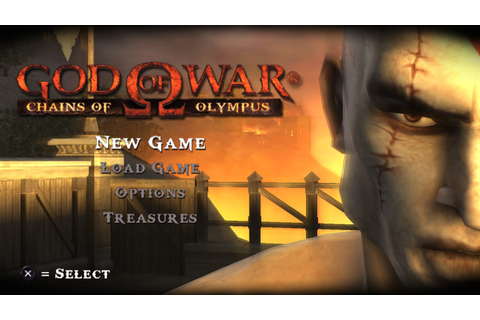 God of War - Chains of Olympus (Europe) ISO