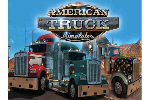 American Truck Simulator Game Download Free For PC Full ...