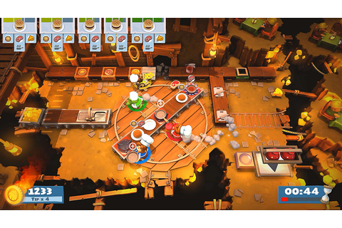 Overcooked! 2 Game | PS4 - PlayStation