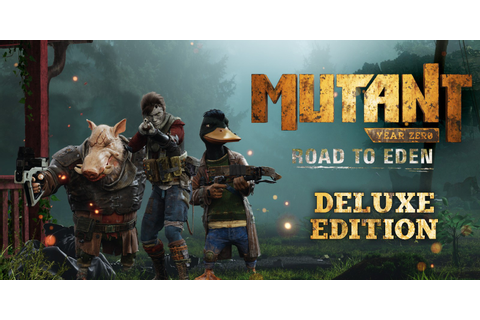 Mutant Year Zero: Road to Eden – Deluxe Edition | Nintendo ...