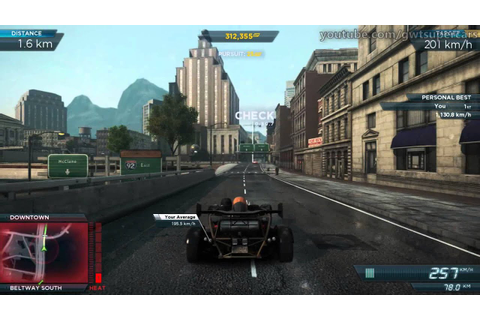Need For Speed: Most Wanted (PC) - Ariel Atom 500 V8 - The ...