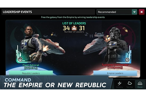 Star Wars™: Rise to Power - Closed Pre-Alpha (Unreleased ...