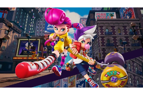 PSA: Ninjala open beta available for preload on Nintendo ...