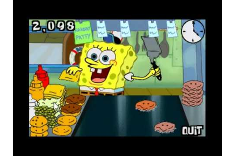 Spongebob SquarePants Flip or Flop - gospongebob.com - YouTube