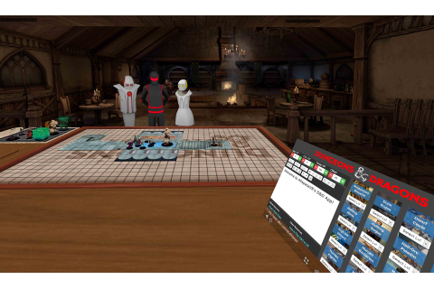 D&D Now Available in Virtual Reality | Dungeons & Dragons