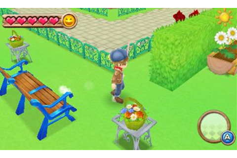 New Harvest Moon game announced for 3DS - Gematsu