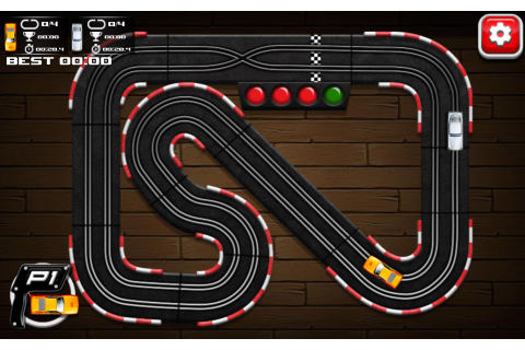 HTML5 Game: Slot Car Racing - Code This Lab srl
