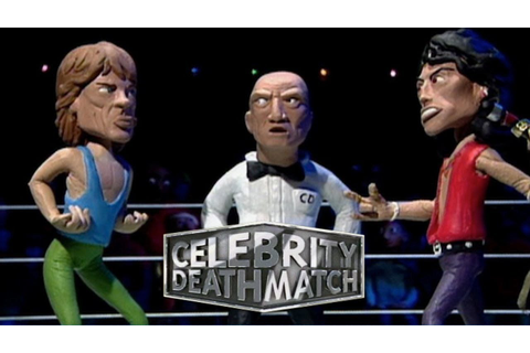 Celebrity Deathmatch Getting Revival Series from MTV ...