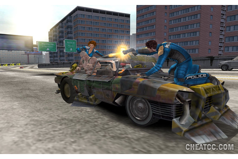 Pursuit Force: Extreme Justice Review for the PlayStation ...
